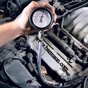 روغن سوزی موتور خودرو
