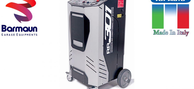 دستگاه شارژ گاز کولر ایتالیایی مدل RR 301