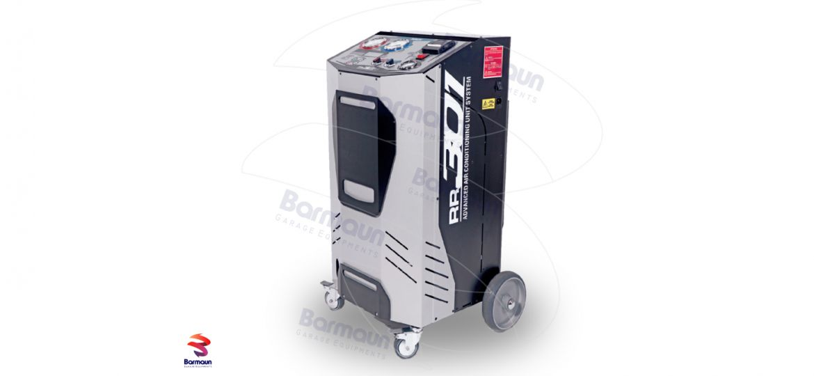 air conditioner recovery & recharge machine