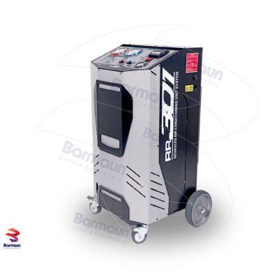 دستگاه شارژ گاز کولر خودرو